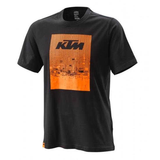 KTM RADICAL TEE BLACK
