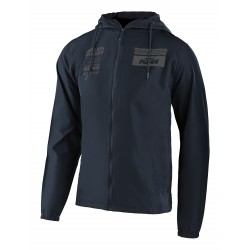 TLD KTM TEAM WINDBREAKER NAVY