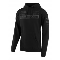 TLD KTM TEAM PULLOVER BLACK