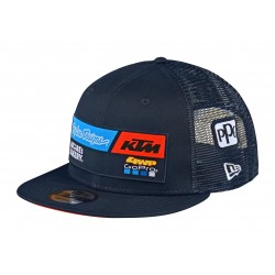 TLD KTM TEAM SNAPBACK HAT NAVY