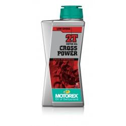 MOTOREX CROSS POWER 2T 1 LTR.