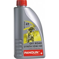 PANOLIN OFF ROAD 4T SYNTH 10W/40  1 LTR.