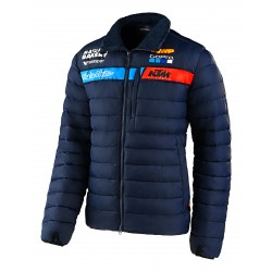 TLD KTM TEAM DAWN JACKET NAVY