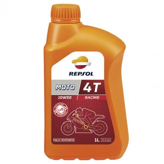 REPSOL MOTO RACING 4T 1 LTR. 10W50 4-STROKE OIL