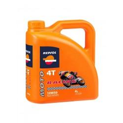 REPSOL MOTO RACING 4T 4 LTR. 10W50 4-STROKE OIL