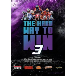 THE HARD WAY TO WIN 3 DVD WITH HERLINGS, COLDENHOFF & VAN DER VEN (2018)