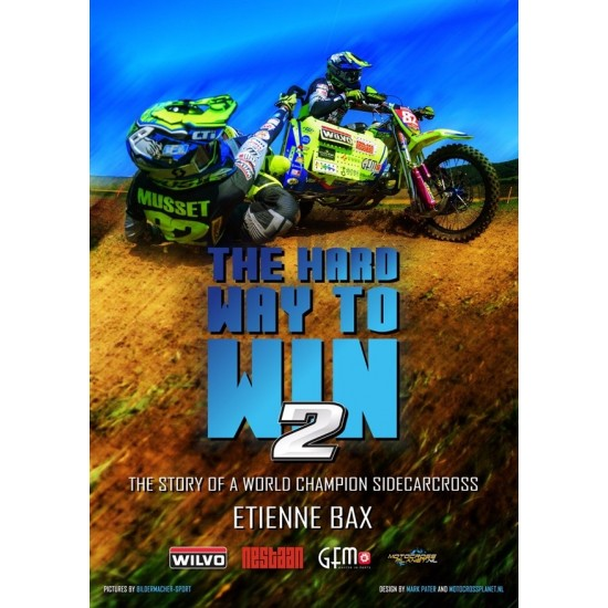 THE HARD WAY TO WIN 2 DVD WITH ETIENNE BAX