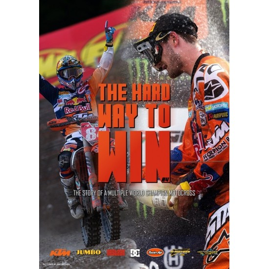 THE HARD WAY TO WIN 1 DVD WITH JEFFREY HERLINGS