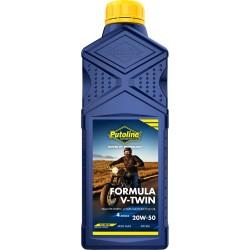 PUTOLINE FORMULA V-TWIN 20W50 1 LTR.
