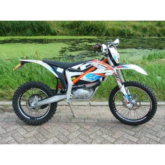KTM ELECTRISCHE MOTOR FREERIDE