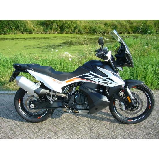 KTM ADVENTURE 790 WHITE ABS