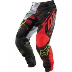FOX 180 RADEON PANTS RED 28