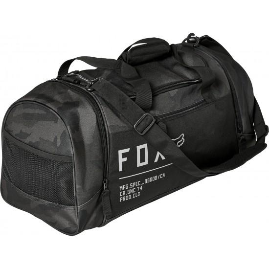 FOX 180 DUFFLE - BLK CAMO [BLK CAM]