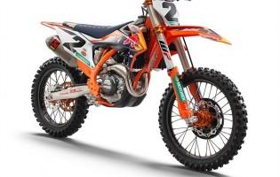 DE KTM 450 SX-F FACTORY EDITION VOOR 2021 IS GEMAAKT VOOR DE COMPETITIE