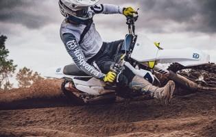 Ontdek de 2022 Husqvarna Motorcycles motorcross modellen