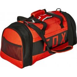 FOX MIRER 180 DUFFLE [FLO RED]