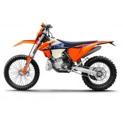 KTM EXC 300 TPI ORANGE 2022